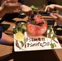 旨い肉には美味い酒を。定番の泡盛からオリジナルカクテルも。
