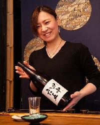 ワインも豊富にご用意。和食とも実は相性がいいんです。