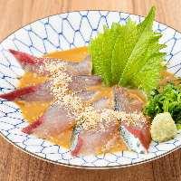 ■博多名物『ゴマサバ定食』はご飯・お味噌汁おかわり自由です!