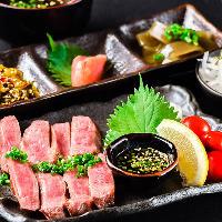 【牛タン定食】 国産牛のタンステーキをリーズナブルに楽しめる