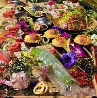 ぜひ味わっていただきたい鮮魚を使ったメニューを多数ご用意。