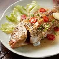 ◇自慢の海鮮料理◇ 新鮮な海の幸を多彩な調理法でご提供!