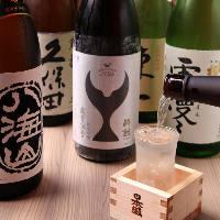 日本酒に合う魚料理はお刺身!豊後水道のお造りとの相性抜群です