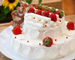 ロッサのパティシェの作る愛情ケーキで誕生日、記念日に★