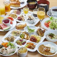 【ランチバイキング】旬な食材を使った料理を週替わりでご提供