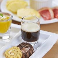 【ランチ】デザートの「プーアル茶ゼリー」がオススメ♪