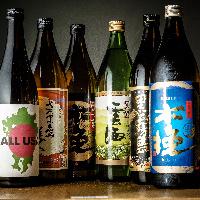 日本酒・焼酎取り揃えております。リーズナブルな居酒屋です!