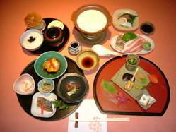 「A-sakuraの膳」 3240円 ★四季旬菜・新日本料理