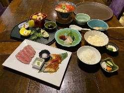 京・醍醐味の膳 2700円 ★京風おばんざいコース