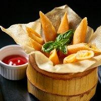イタリアチーズ春巻き