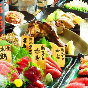 博多魚鮮水産 中洲店 ‐活イカとはかた地どり‐