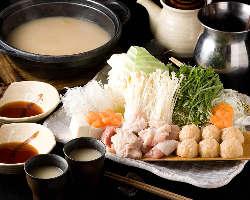 幻の地鶏!天草大王の元祖博多水炊きはオススメです!