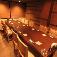 8~13名様用のお座敷個室です。ご宴会に人気!!