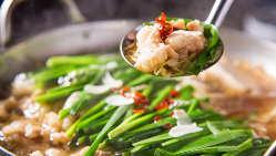 〈年中お鍋〉 鍋は5種類から選択可能。お好みの味をどううぞ!