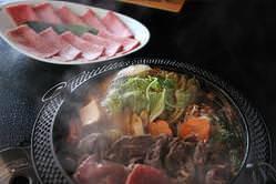 佐賀牛シャブ・すき焼きコース 2名様より要予約6.600円