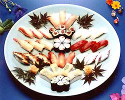 五島灘、玄海灘、東支那海で捕れた魚貝を豊富に揃えています。