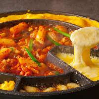 今年のトレンドグルメ!!【チーズタッカルビ】など韓国創作料理!