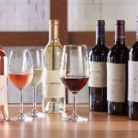 定番からレアまで世界各国から厳選したワインを仕入れています!