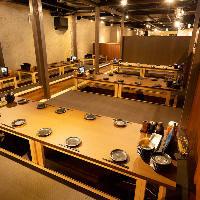 絶品焼鳥多数ご用意!必食のごち焼きはモモ、豚バラをご用意!
