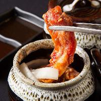 【とにかくたくさん食べたい方に】食べ放題コース1,980円~