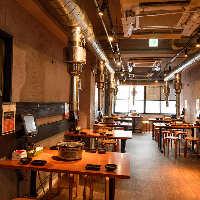 【高クオリティ】 食べ放題とは思えない、上質なお肉を提供。