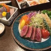 九州のブランド佐賀産和牛コースは8000円から。