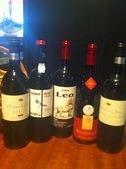 50種類以上の自然派ワイン