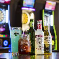 生ビールやカクテルの種類が豊富な飲み放題プランもオススメです