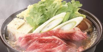 ふぐ・牛すき焼き 銀水亭