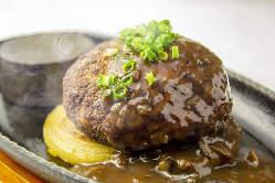 尾崎牛100%ハンバーグ 宮崎産の幻とも呼ばれる最高牛肉です