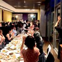 ■宴会・貸切■ 二次会や企業のパーティ等にも最適な空間です◎