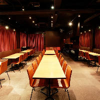 3Fパーティー会場 貸切40名〜 最大収容人数70名様