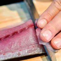 【五島サバ】 料理長厳選の鮮度抜群のサバを下処理から丁寧に