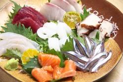 沖縄近海の新鮮な魚をどうぞ