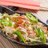 地産地消!沖縄料理は、地元の方にも観光客の方にも好評です。