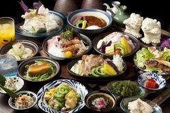 昔ながらの沖縄料理から アグーの創作料理まで美味しさいろいろ