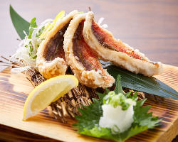 沖縄の鮮魚を使用した料理も豊富ですよ!