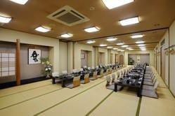 最大宴会人数70名様まで 様々な個室が充実しております。