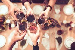 味覚の秋♪ワインと共に