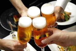 ビールが美味しい季節に♪