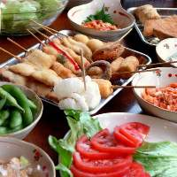 串カツはもちろんサラダや一品物も全て食べ放題&飲み放題☆☆☆
