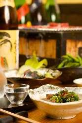 旨い日本酒と旨い肴があれば、それでいい。