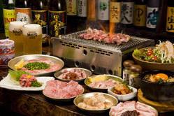 全15品の飲み放題付たまやの大宴会コース3500円から!!