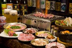 全15品の飲み放題付たまやの大宴会コース2500円!!