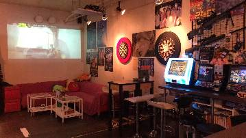Darts shop&Bar blast 大名店