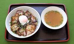 「温たまらん丼」は鹿児島黒豚を堪能できる一品!!