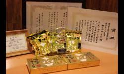 「勝武士ラーメン」は数々の賞を受賞しました!!