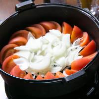 トロトロのトマトとタマネギが美味!人気のトマトすき焼き♪