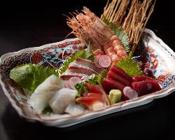 日本酒と和食をリーズナブルな価格でご提供。