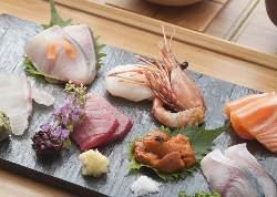 刺身定食 2800円(税込)